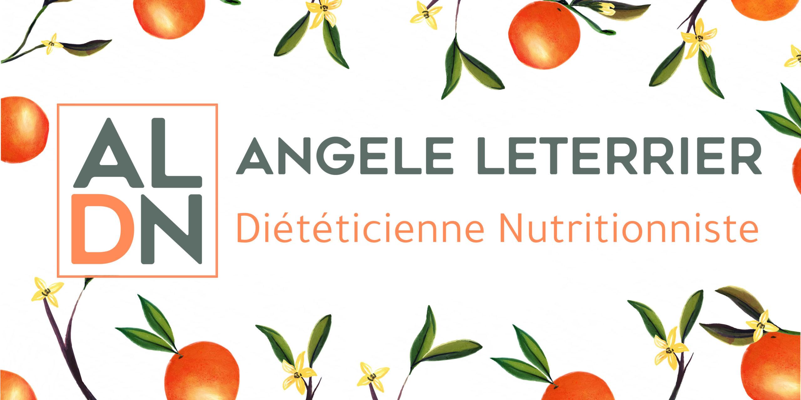 Angèle Leterrier Diététicienne Nutritionniste